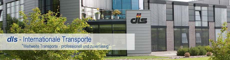 Internationale Transporte mit dls